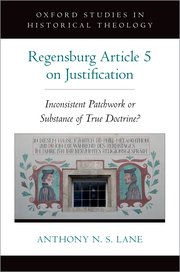 Cover for   The Regensburg Article 5 on Justification