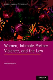 Cover for   Women, Intimate Partner Violence, and the Law
