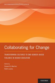 Cover for   Collaborating for Change