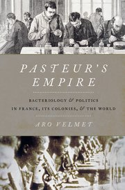 Cover for   Pasteurs Empire