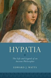 Cover for   Hypatia