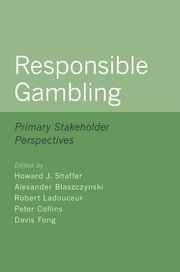 Cover for   Responsible Gambling