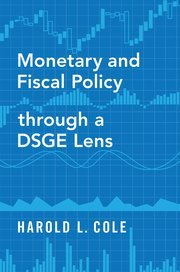 Cover for   Monetary and Fiscal Policy through a DSGE Lens