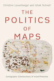 Cover for   The Politics of Maps