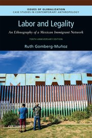 Cover for   Labor and Legality