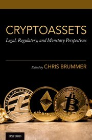 Cover for   Cryptoassets