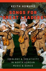 Cover for   Songs for Great Leaders