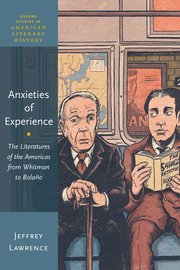 Cover for   Anxieties of Experience