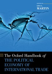 Cover for   The Oxford Handbook of the Political Economy of International Trade