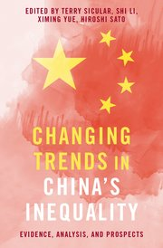 Cover for   Changing Trends in Chinas Inequality