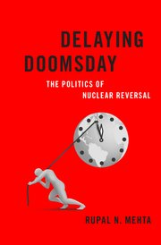 Cover for   Delaying Doomsday