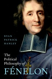 Cover for   The Political Philosophy of Fénelon