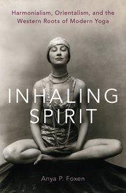 Cover for   Inhaling Spirit