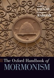 Cover for   The Oxford Handbook of Mormonism