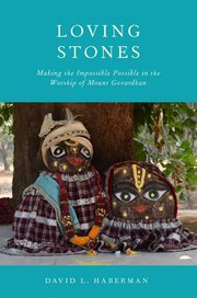 Cover for   Loving Stones