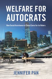 Cover for   Welfare for Autocrats