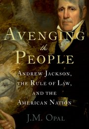 Cover for   Avenging the People