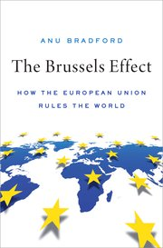Cover for   The Brussels Effect
