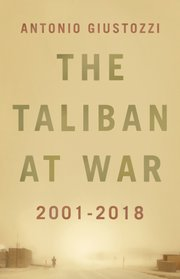 Cover for   The Taliban at War