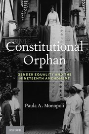 Cover for   Constitutional Orphan