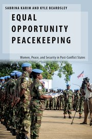 Cover for   Equal Opportunity Peacekeeping
