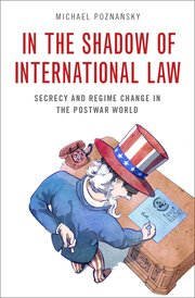 Cover for   In the Shadow of International Law