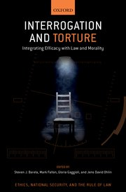 Cover for   Interrogation and Torture