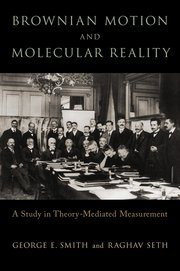 Cover for   Brownian Motion and Molecular Reality