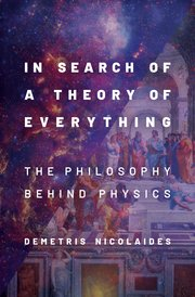 Cover for   In Search of a Theory of Everything