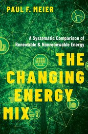 Cover for   The Changing Energy Mix