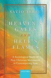 Cover for   Heavens Gates and Hells Flames