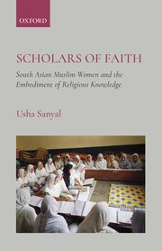 Cover for   Scholars of Faith