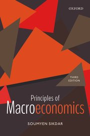 Cover for   Principles of Macroeconomics