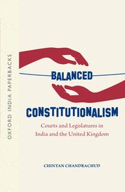 Cover for   Balanced Constitutionalism