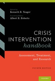 Cover for   Crisis Intervention Handbook