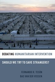 Cover for   Debating Humanitarian Intervention