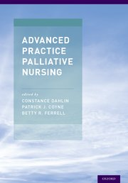 Cover for   Advanced Practice Palliative Nursing