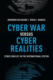 Cover for   Cyber War versus Cyber Realities