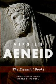 Cover for   Vergils Aeneid: The Essential Books