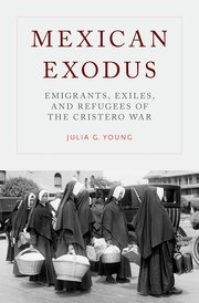 Cover for   Mexican Exodus