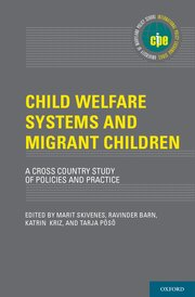 Cover for   Child Welfare Systems and Migrant Children