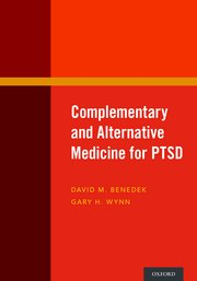 Cover for   Complementary and Alternative Medicine for PTSD
