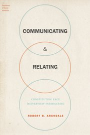 Cover for   Communicating & Relating