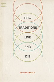 Cover for   How Traditions Live and Die