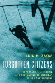Cover for   Forgotten Citizens