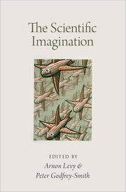 Cover for   The Scientific Imagination