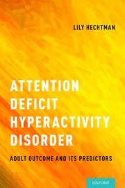 Cover for   Attention Deficit Hyperactivity Disorder