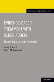 Cover for   Evidence-Based Treatment with Older Adults