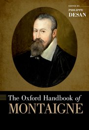 Cover for   The Oxford Handbook of Montaigne