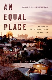 Cover for   An Equal Place